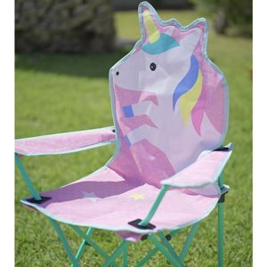 kempingová Židle Jednorožec 1