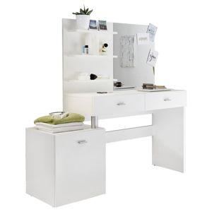kosmetický stolek shadow 7 Šířka 132 Cm