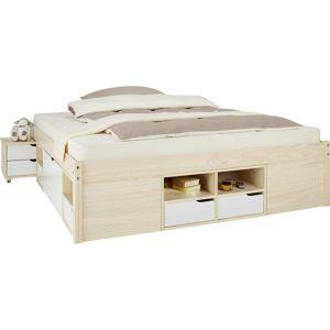 postel Z Masivu kiruna 160x200 Cm