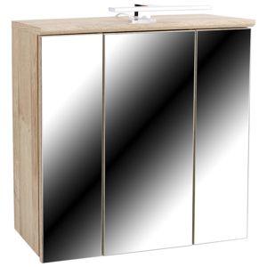 Skříňka Se Zrcadlem Mindi