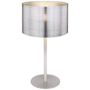 stolní svítidlo sinni stříbrná