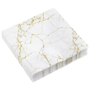 Ubrousek Royal Marble White