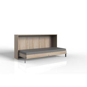 Vyklápěcí postel Juist Horizontální 120x200cm